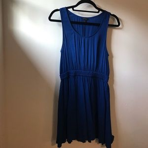 Aritzia Talula cobalt blue sundress medium